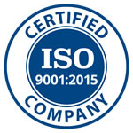 Certification ISO 9001:2015